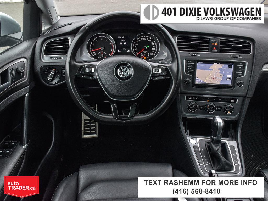 401 Dixie Volkswagen >> 401 Dixie Volkswagen in Mississauga | 2017 Volkswagen GOLF ALLTRACK 1.8T DSG 6sp at w/Tip ...