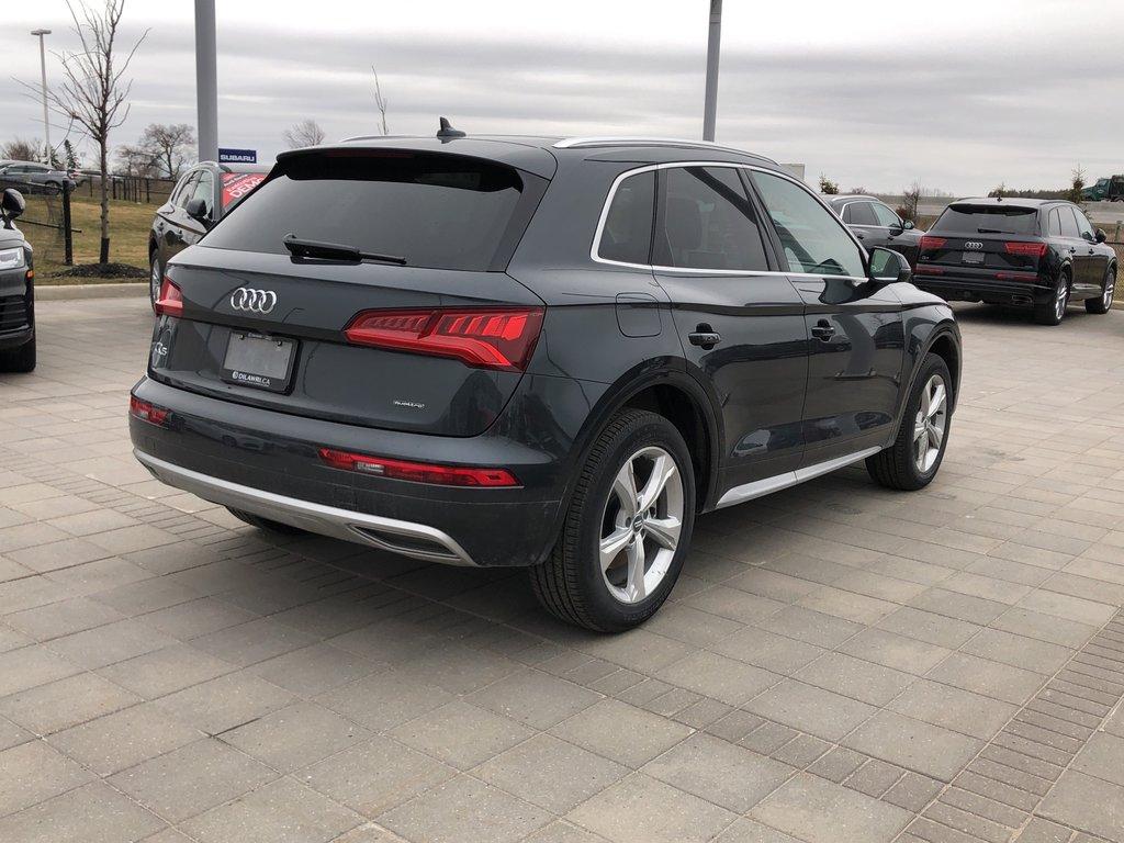 Audi Barrie | 2020 Audi Q5 45 2.0T Progressiv quattro 7sp ...
