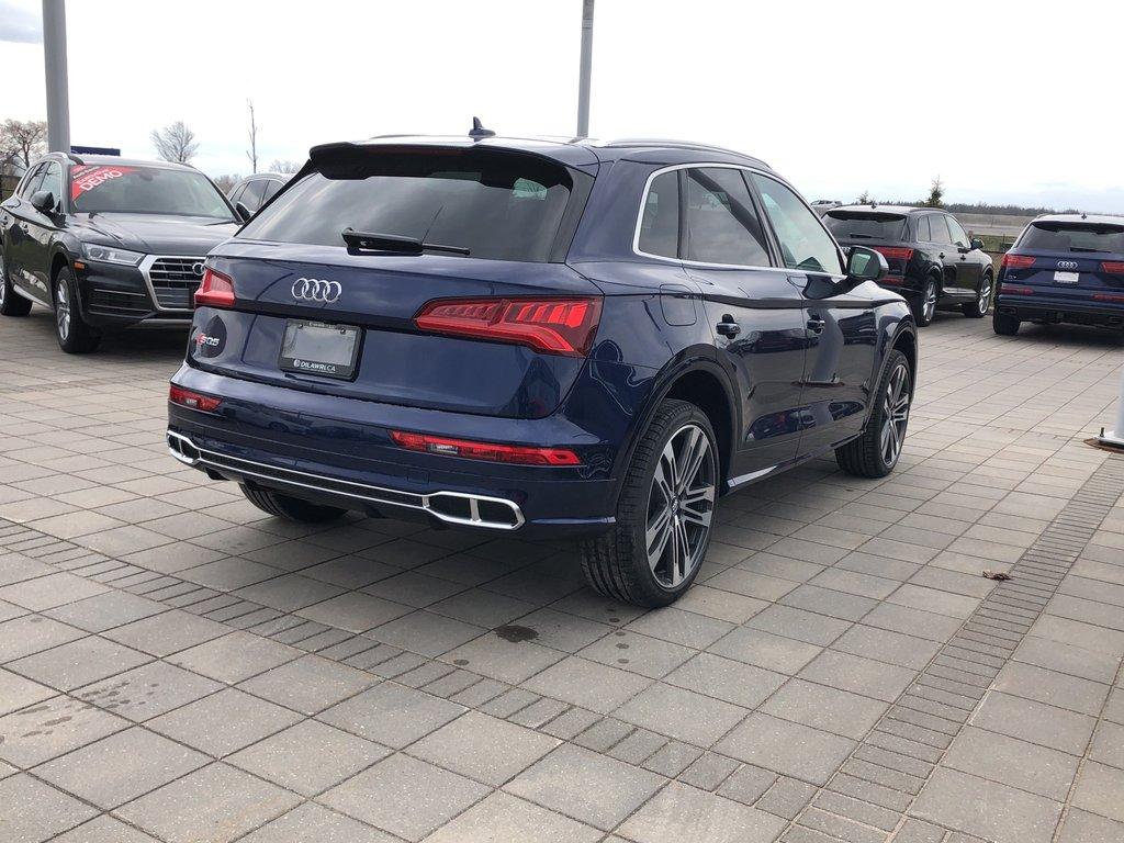 Audi Barrie | 2020 Audi SQ5 3.0T Technik quattro 8sp ...