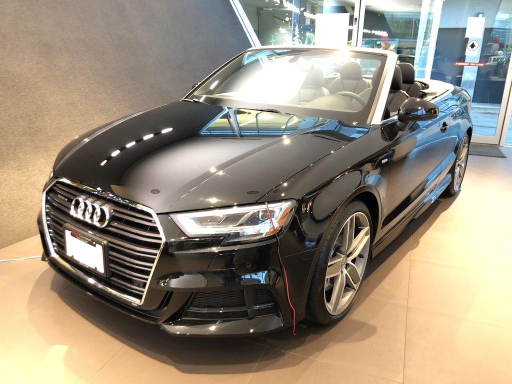 Audi Downtown Vancouver | 2019 Audi A3 2.0T Progressiv ...