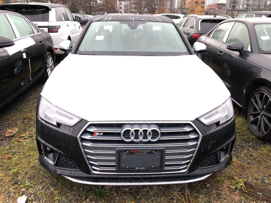 Audi Downtown Vancouver | 2019 Audi S4 3.0T Technik ...