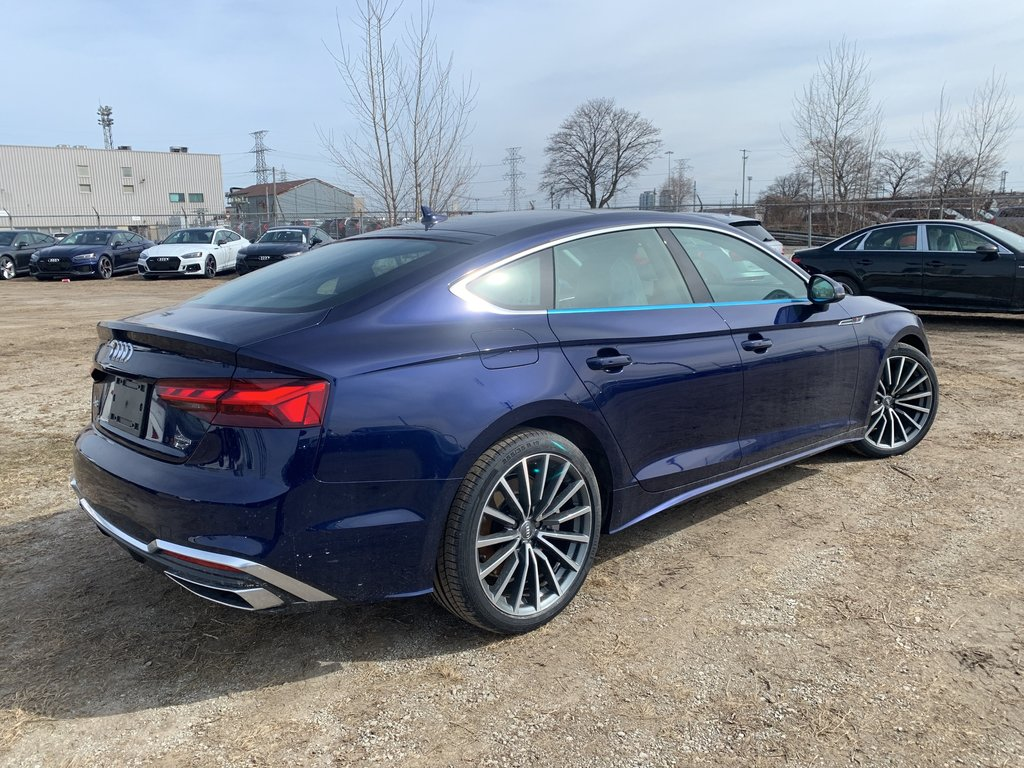 Audi Queensway 2020 Audi A5 Sportback 88622