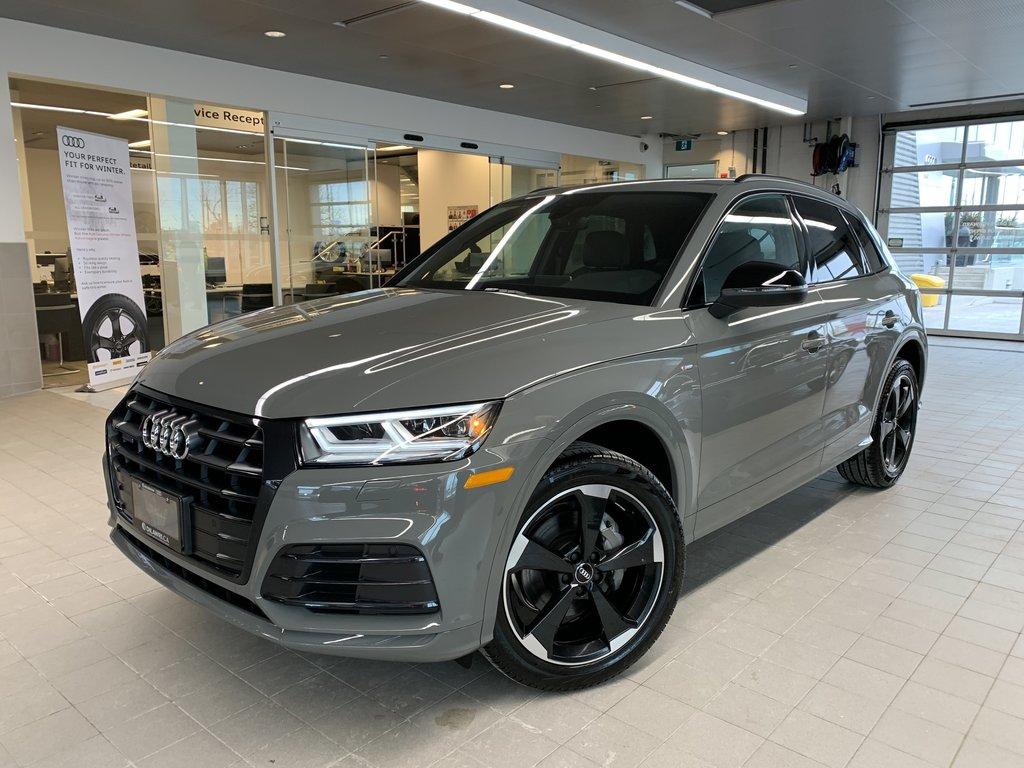 Audi Queensway | 2020 Audi Q5 45 2.0T Progressiv quattro ...