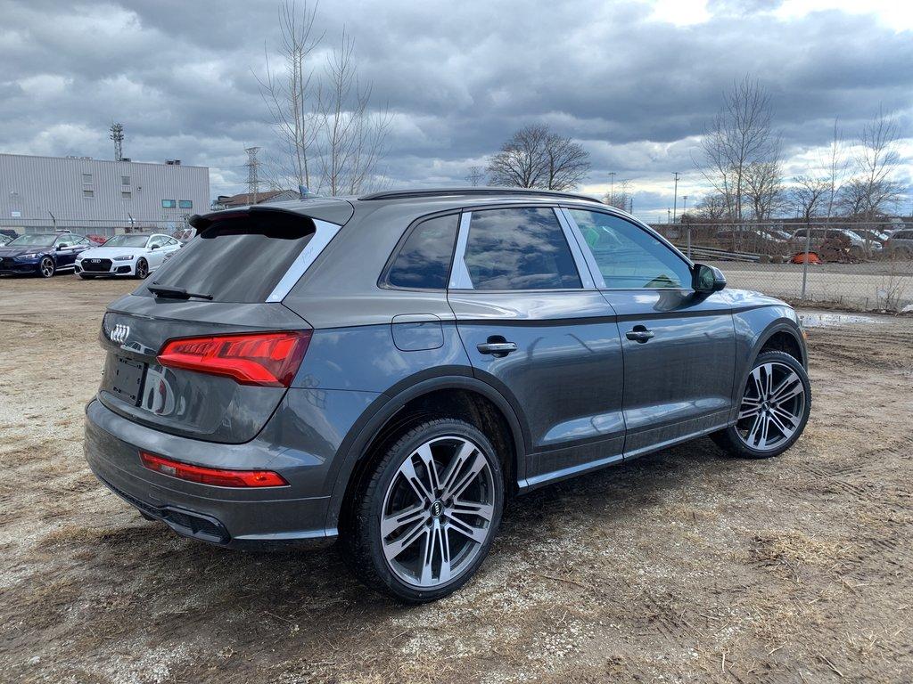 Audi Queensway   2020 Audi SQ5 3.0T Technik quattro 8sp ...