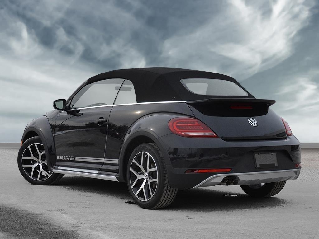 Barrie Volkswagen   2019 Volkswagen Beetle Dune ...