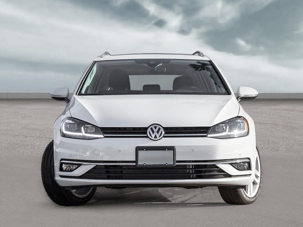 Barrie Volkswagen | 2019 Volkswagen GOLF SPORTWAGEN 1.8T ...