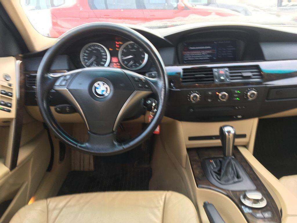 BMW 5 Series 545i SERIE M5
