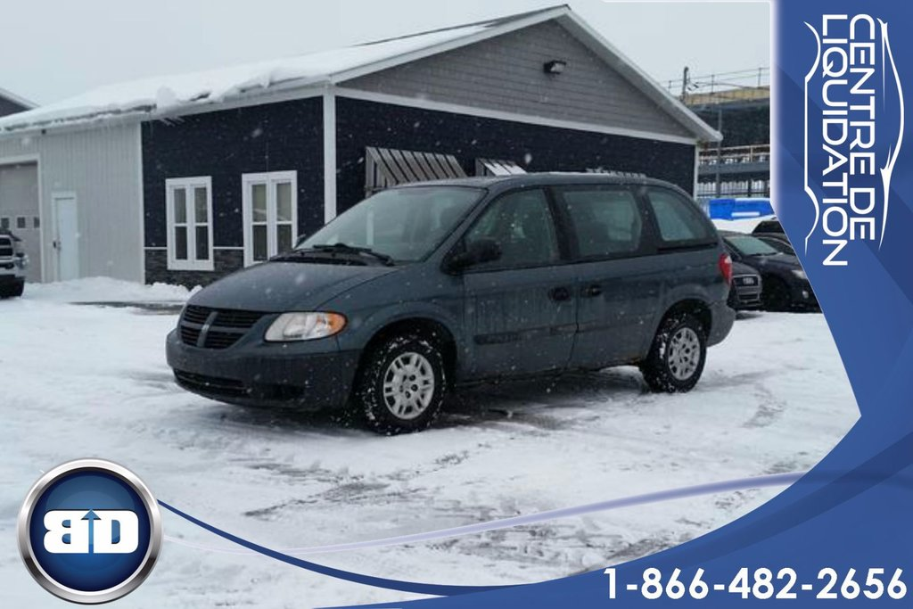 Used 2006 Dodge Caravan BASE A/C in Granby - Used inventory