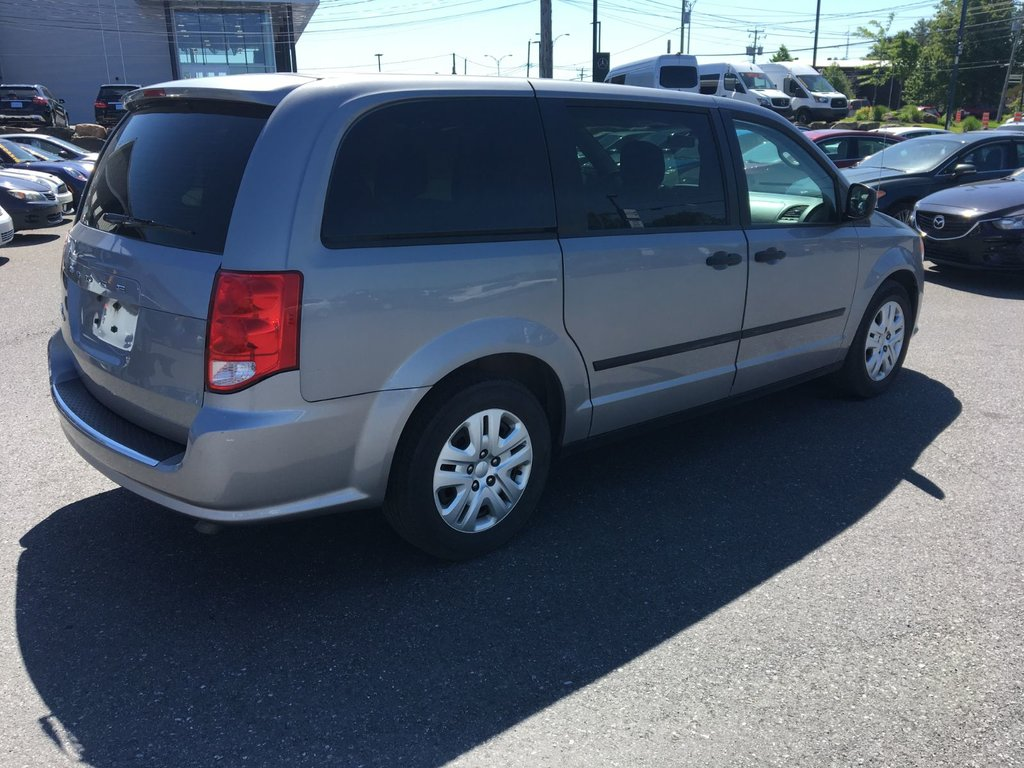 Dodge Grand Caravan Canada Value Package TEL QUEL