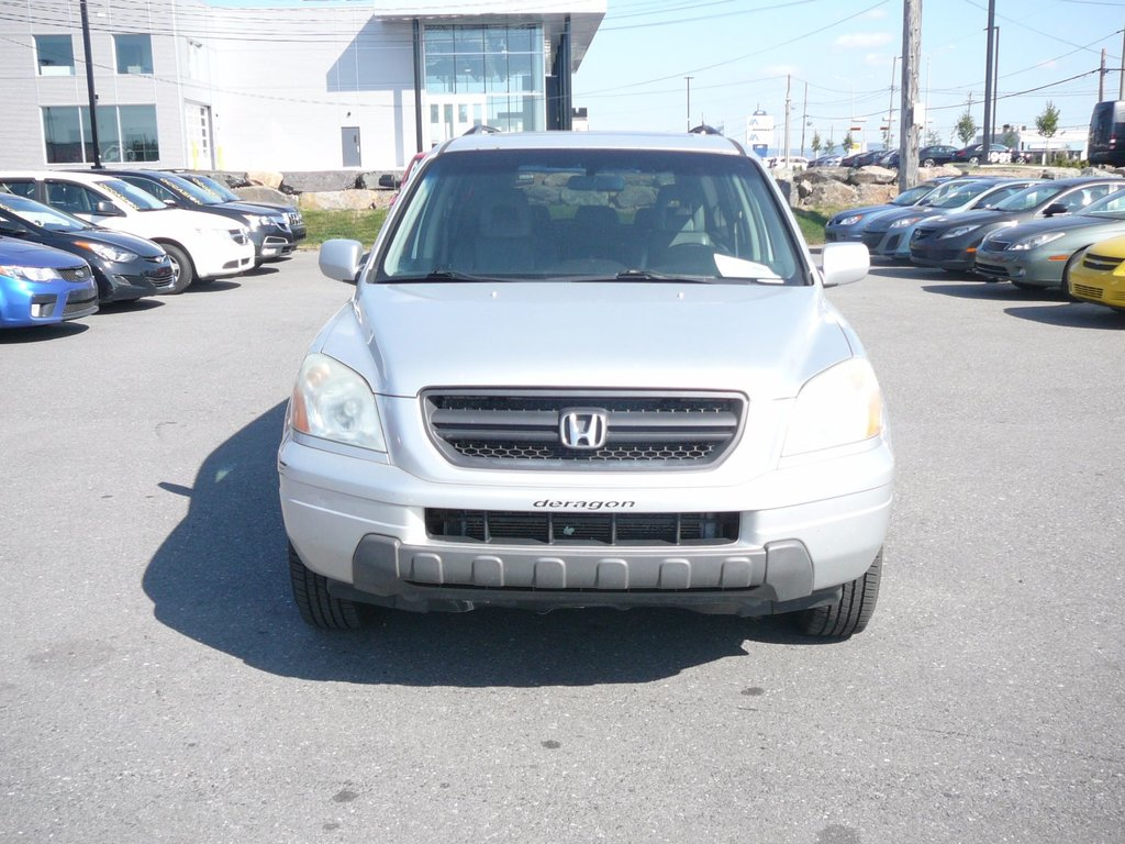 Used 2005 Honda Pilot Ex L In Granby Inventory Centre De 1970 Cr V