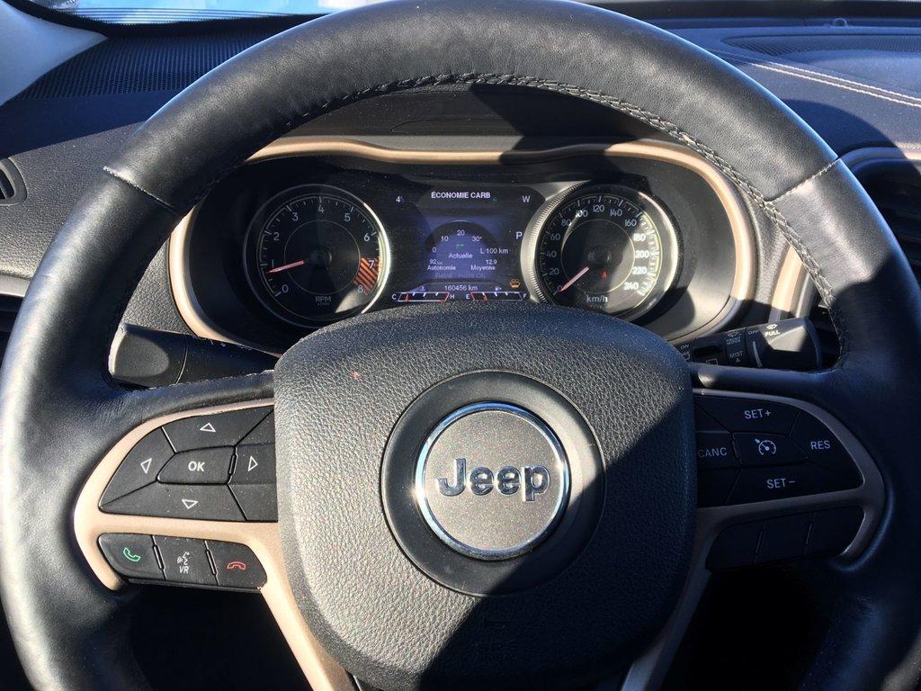 Jeep Cherokee Limited AWD
