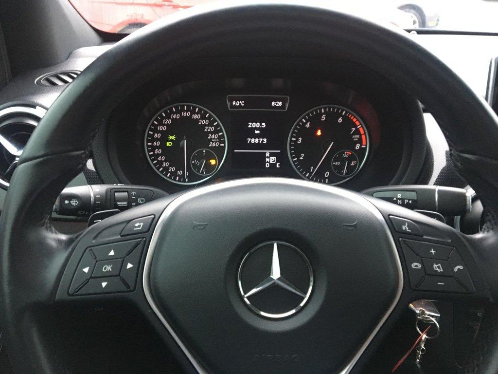 Mercedes-Benz B-Class B 250 Sports Tourer
