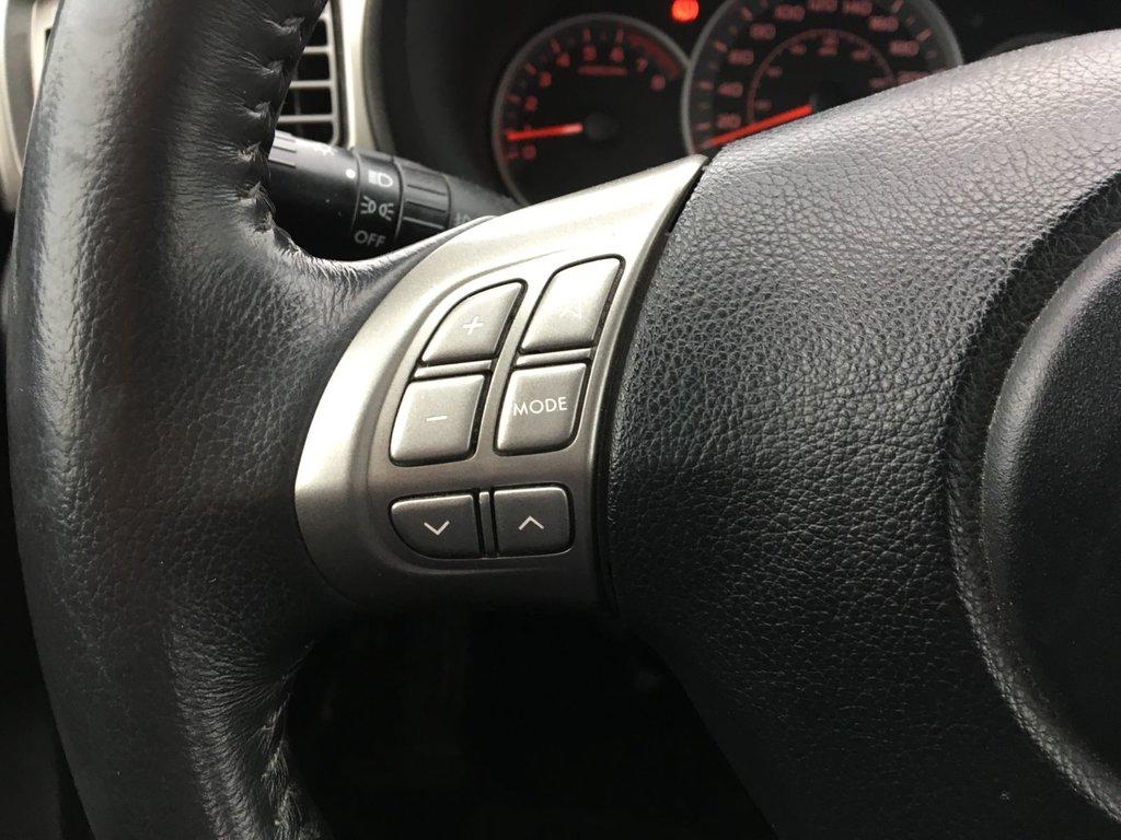 Subaru Impreza 2.5i w/Sport Pkg
