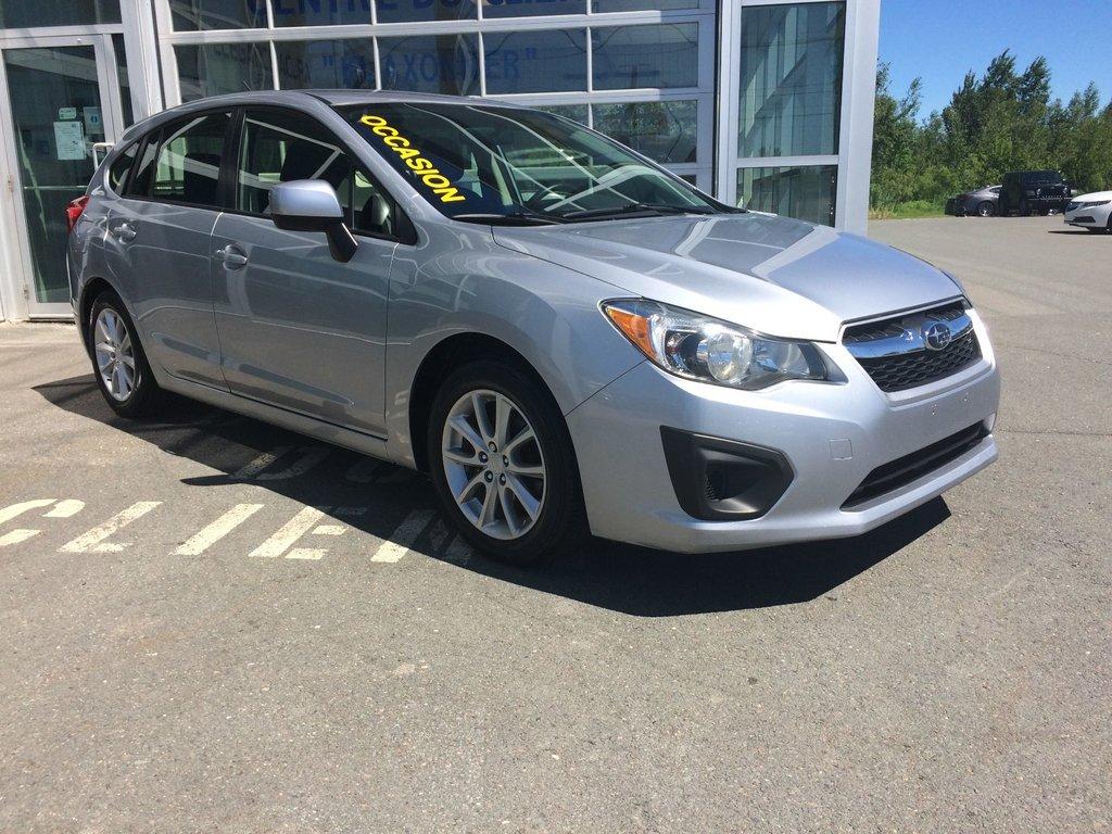 Subaru Impreza 2.0i Touring, BLUETOOTH, SIEGES CHAUFFANTS