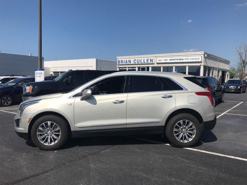 Brian Cullen Motors | 2017 Cadillac XT5 Luxury - Low ...