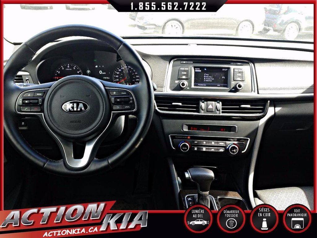 Kia OPTIMA EX 2.4L