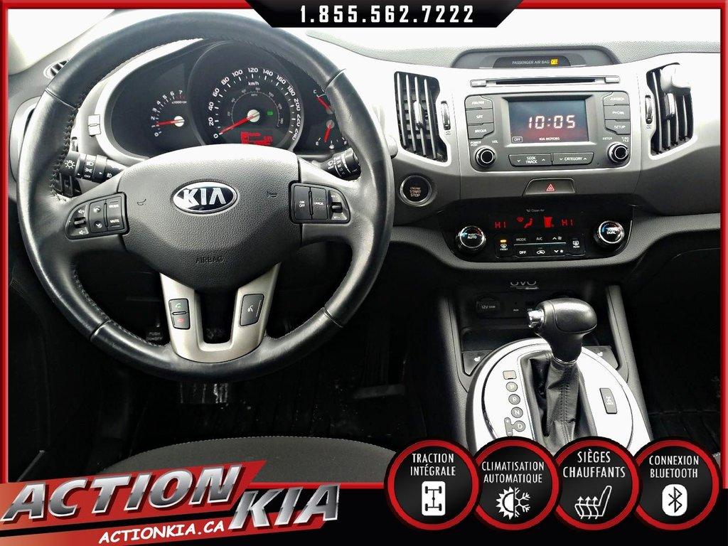 Kia SPORTAGE 2.4L EX TI