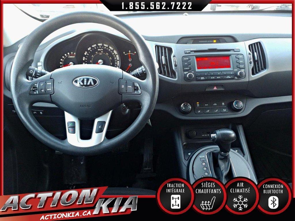 Kia SPORTAGE LX AWD LX