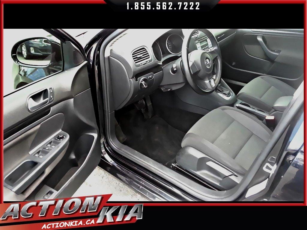 Volkswagen Golf wagon Comfortline