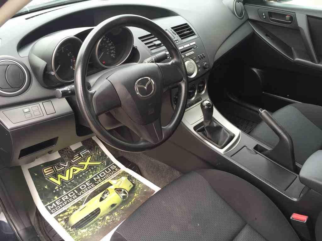 Mazda 3 GX, a/c, manuelle