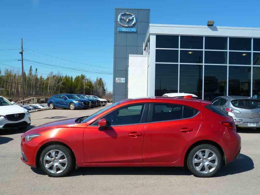 Mazda 3 Sport 2.5 skyactiv 185 chev.