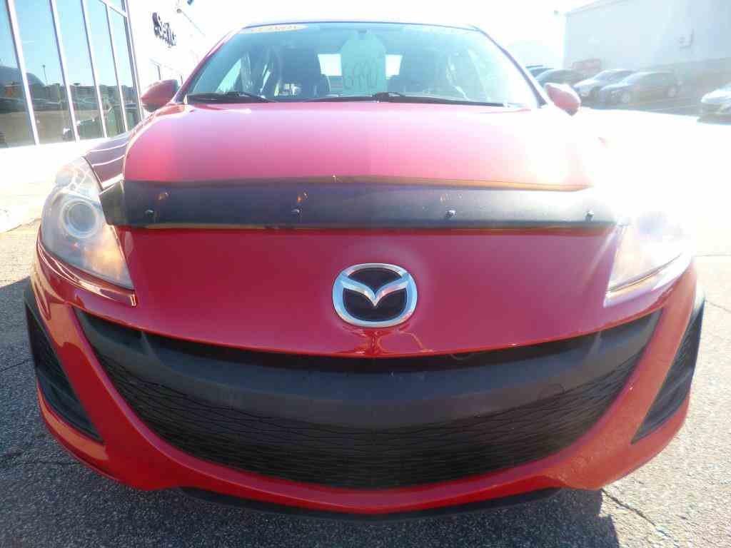 Mazda 3 GX, climatiseur,
