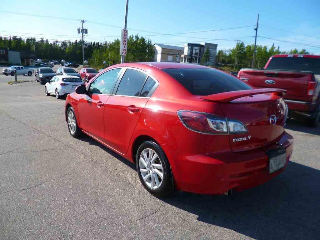 Mazda 3 GS-SKY , 47$ / sem !