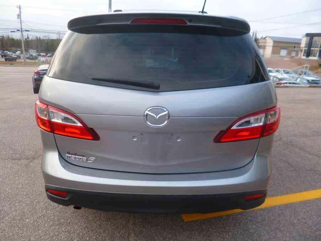 Mazda 5 GT , cuir, 67 $/sem.  0$ d'accompte...