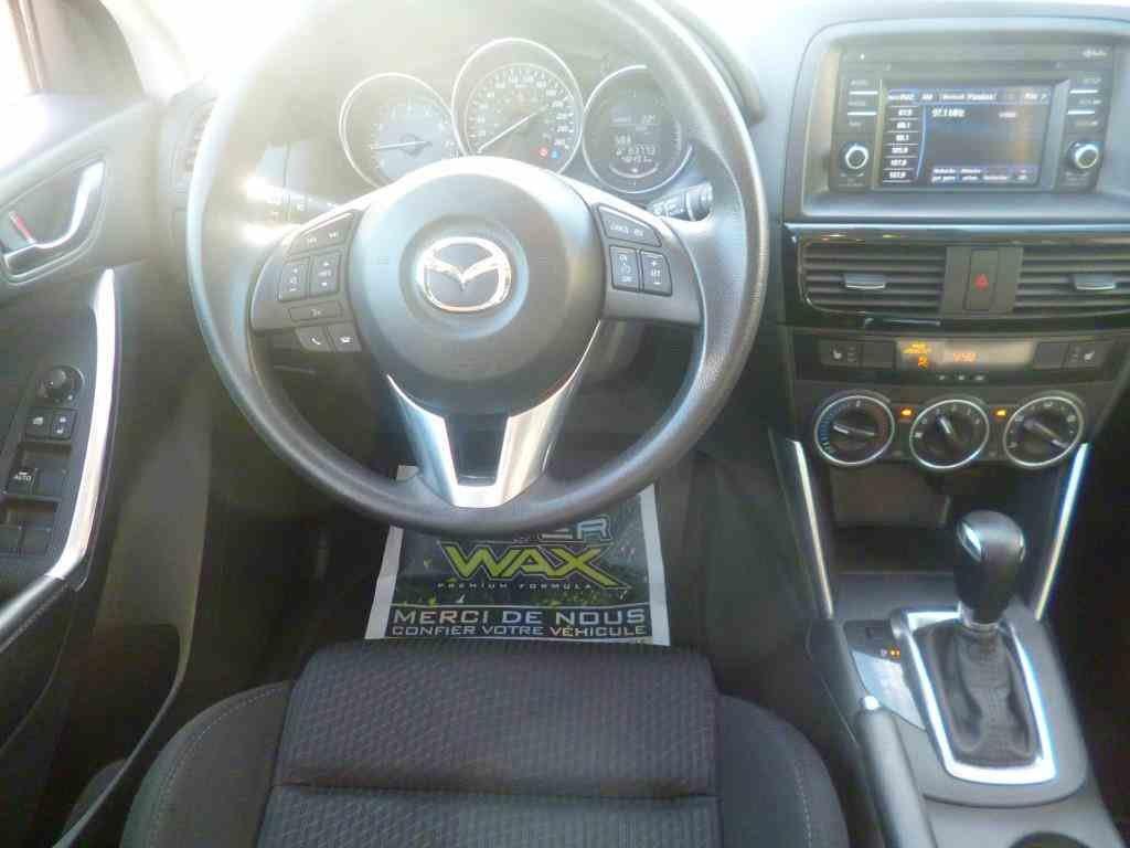 Mazda CX-5 AWD GS, awd, garantie complète 2018 !