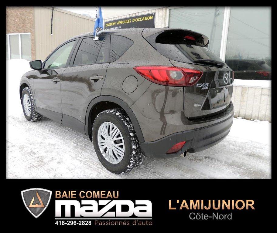 Mazda CX-5 AWD GT AWD + TOIT + GPS + CUIR