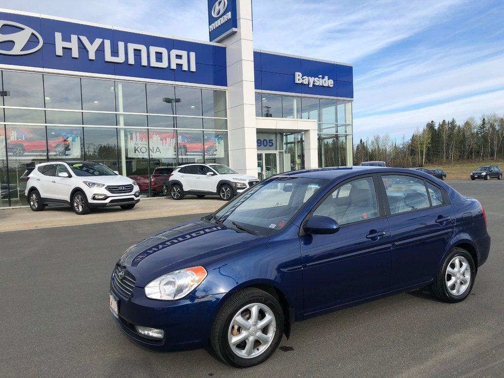 Used 2009 Hyundai Accent Gls In Bathurst Used Inventory