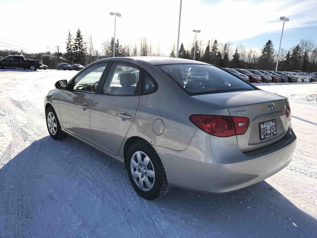 used 2007 hyundai elantra gl to sale for 5 in bathurst used inventory bayside hyundai in. Black Bedroom Furniture Sets. Home Design Ideas