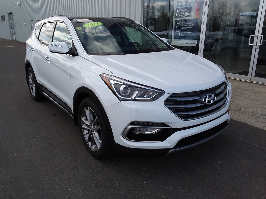 New 2018 Hyundai Santa Fe Sport Awd 2 0t Limited For Sale In