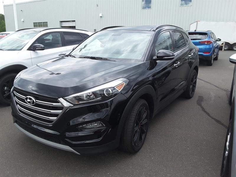 new 2018 hyundai tucson awd 1 6t noir for sale in bathurst. Black Bedroom Furniture Sets. Home Design Ideas