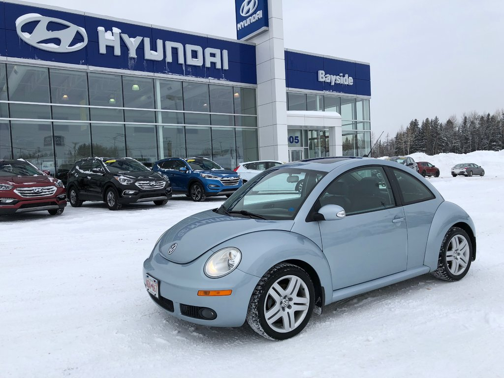 New Beetle coupe