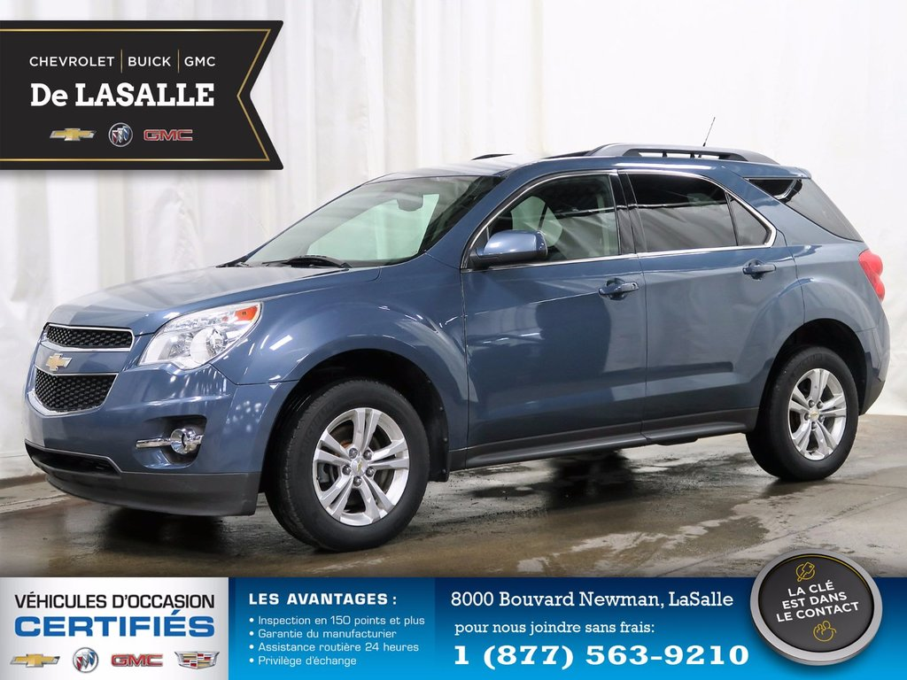 Used 2011 Chevrolet Equinox 2LT in LaSalle - Used inventory - GM ...