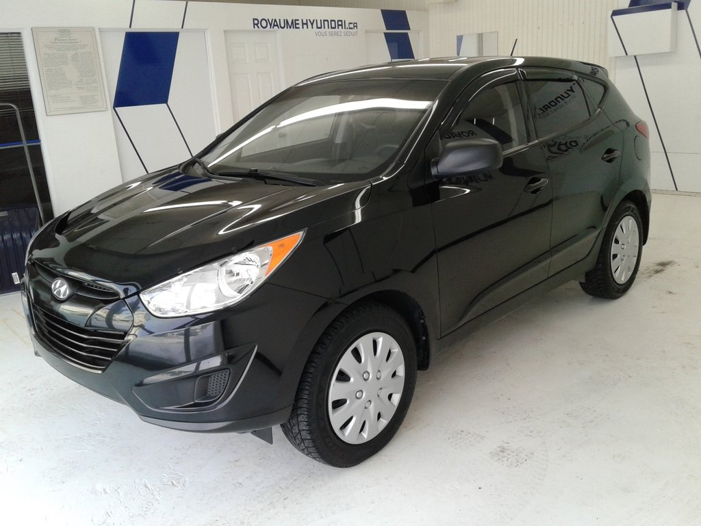used 2013 hyundai tucson gl in chicoutimi used inventory hyundai du royaume in chicoutimi. Black Bedroom Furniture Sets. Home Design Ideas