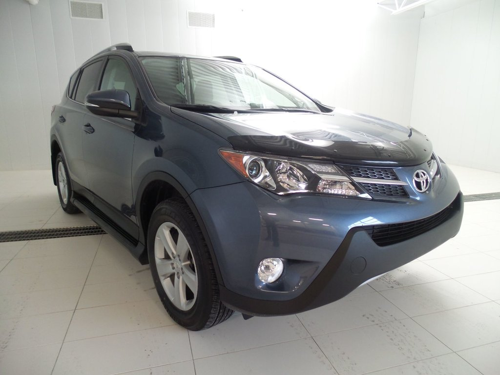 Used 2014 Toyota RAV4 XLE - DÉMARREUR À DISTANCE in St-Georges ...