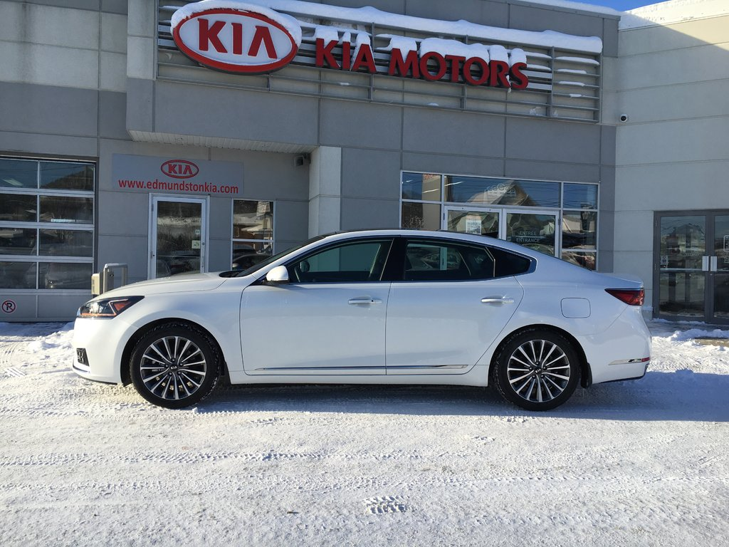 Kia Cadenza Premium