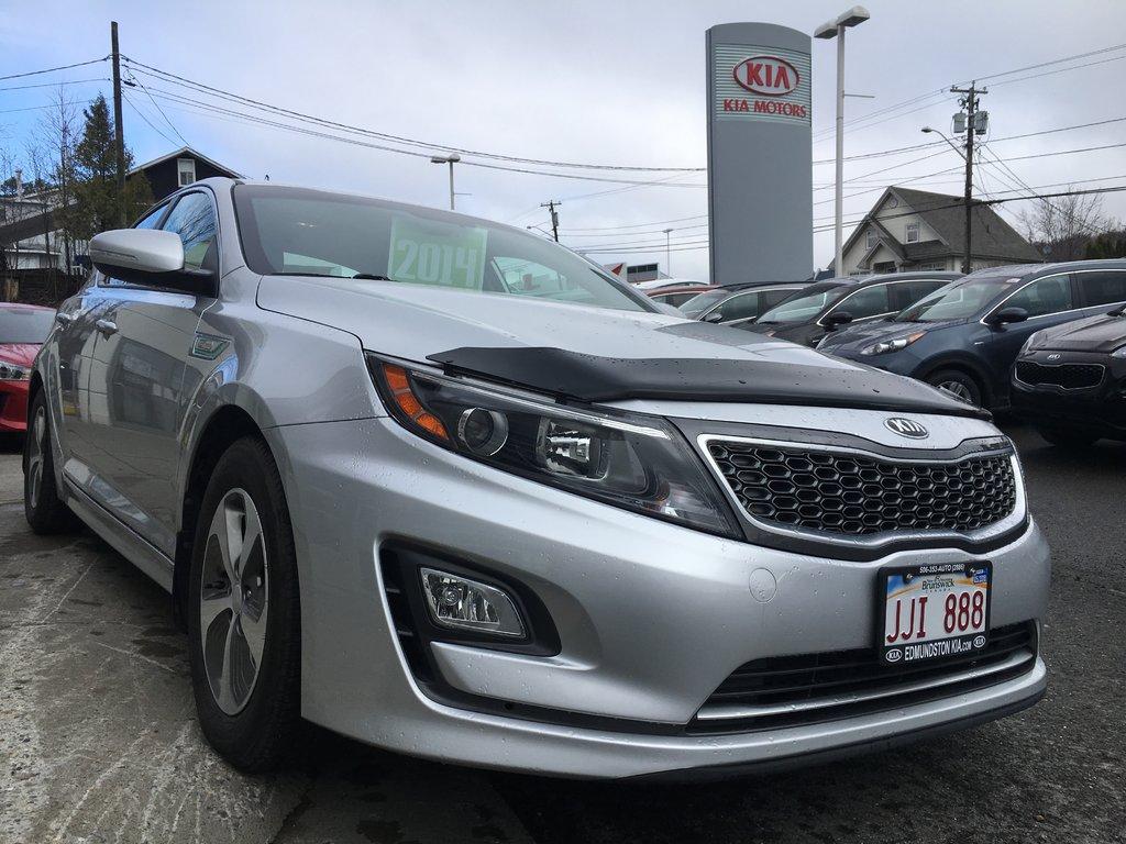 Kia Optima Hybrid LX