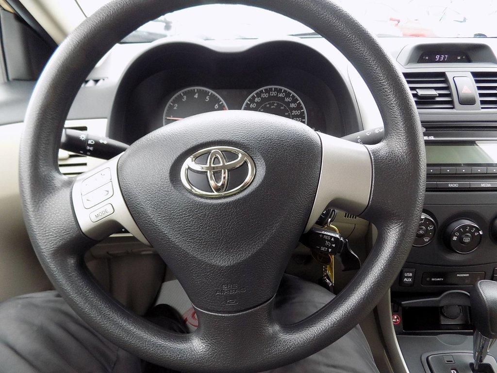 Toyota Corolla Garantie Prolonger  04/02/2020 exp.