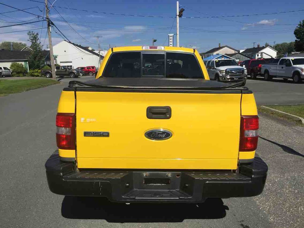 Ford F-150 FX4 SUPER CAB FLAIRESIDE  4X4