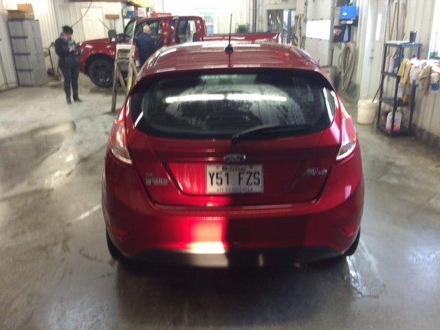 Ford FIESTA 5-DR SE 5 PORTES SE