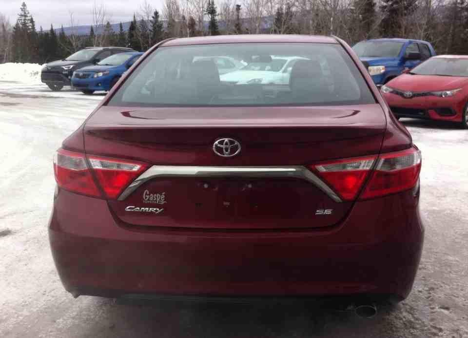 Toyota CAMRY LE/XLE/SE/XSE FG20