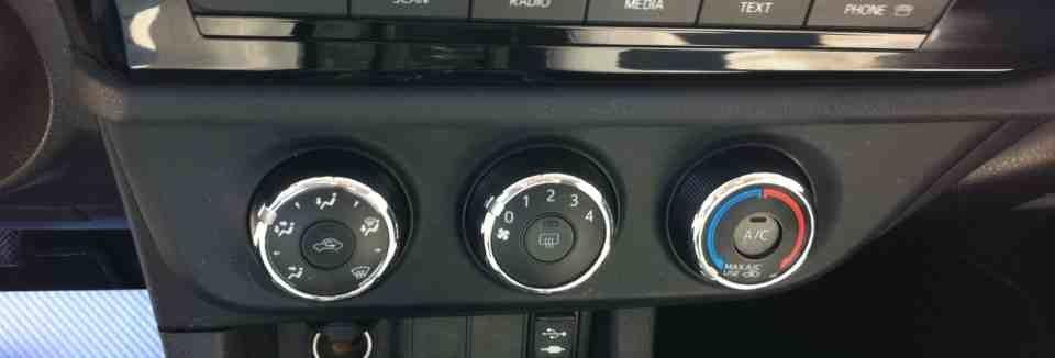 Toyota Corolla FA11