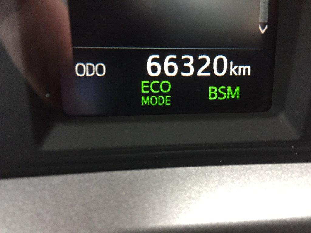 Toyota RAV4 FC20