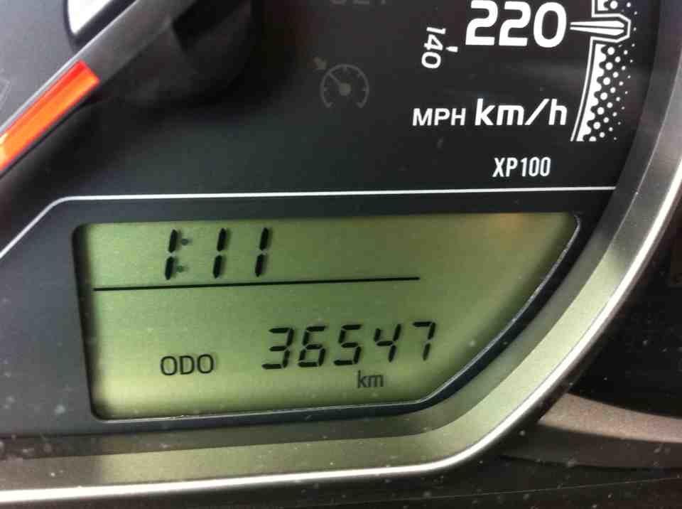 Toyota Yaris Hatchback FB20