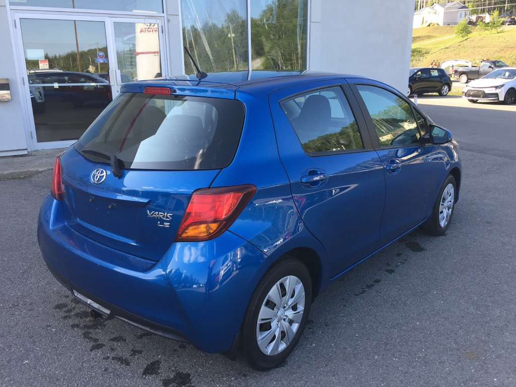 Toyota YARIS HB LE