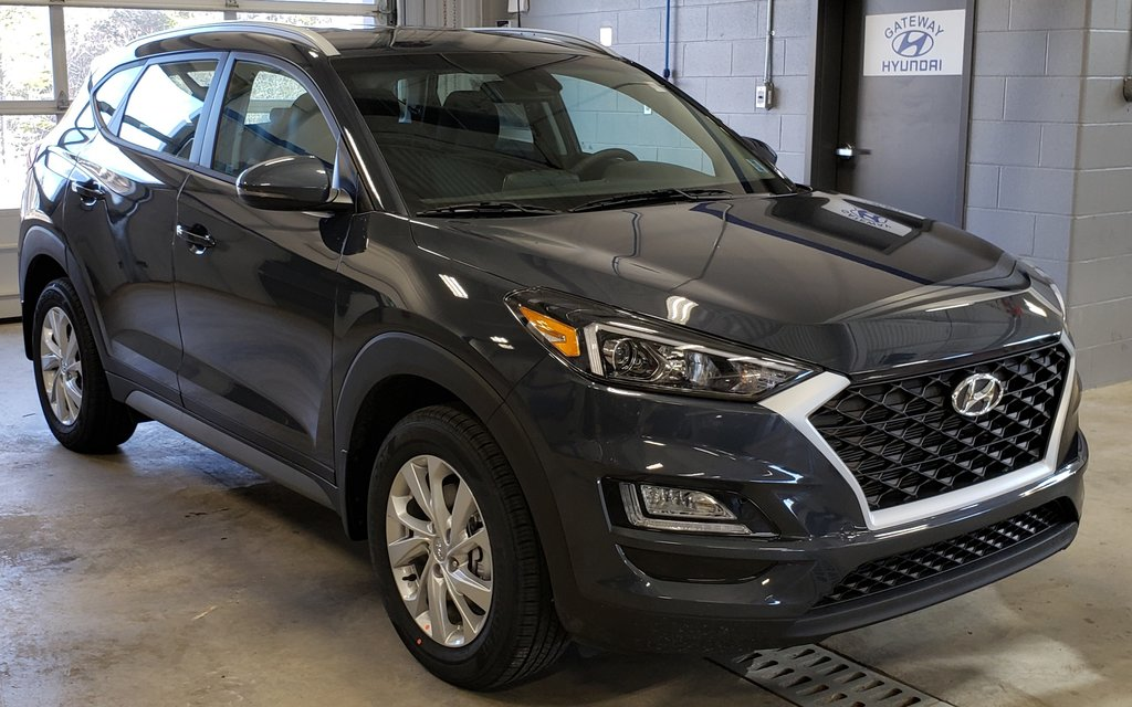 TUCSON 2.0L PREFERRED AWD