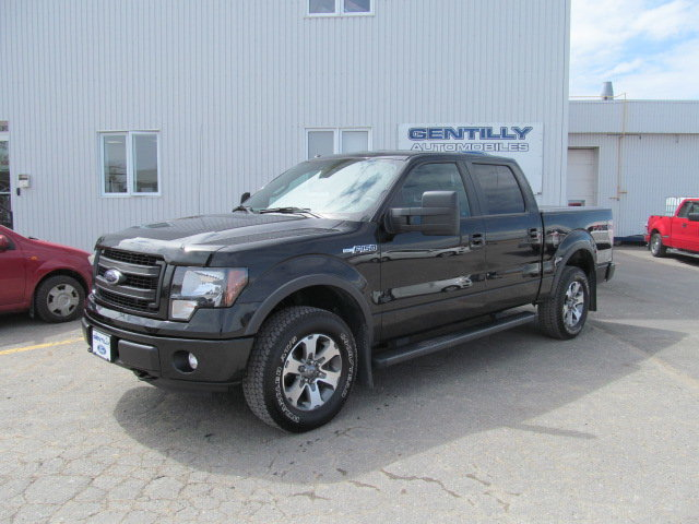 2013 ford f 150 fx4 d 39 occasion b cancour secteur for Miroir ford f 150
